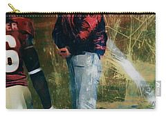 Bobby Bowden Carry-all Pouch by Paul Wilford