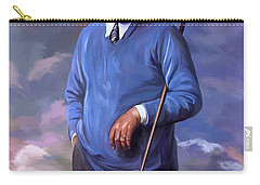 Bobbyjones-openchampion1926 Reproduction Carry-all Pouch by Tim Gilliland