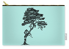Bodhi Tree Of Awareness Carry-all Pouch