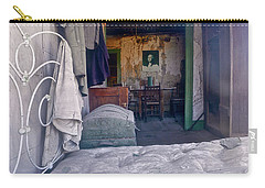 Bodie House Of Ill Repute Carry-all Pouch by Amelia Racca