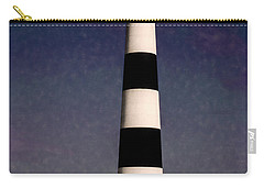 Carry-all Pouch featuring the photograph Bodie Island Light Station by Penny Lisowski