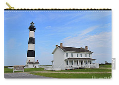 Bodie Island Lighthouse Carry-all Pouch by Shelia Kempf