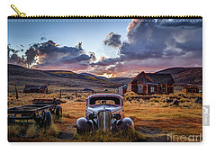 Bodie California Photographs Carry-All Pouches