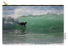 Body Surfer Carry-all Pouch by Jim Gillen
