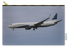 Boeing 737 Private Jet Carry-all Pouch
