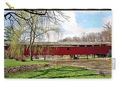Bogert Covered Bridge Carry-all Pouch