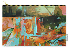 Bohemian Mix Carry-all Pouch