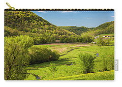 Bohemian Valley Carry-all Pouch