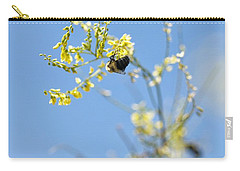 Bokeh Bee Carry-all Pouch