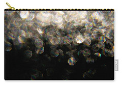 Carry-all Pouch featuring the photograph Bokeh Cloud by Greg Collins