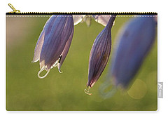 Bokeh Flowers Carry-all Pouch