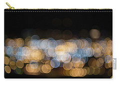 Carry-all Pouch featuring the photograph Bokeh  by Jingjits Photography