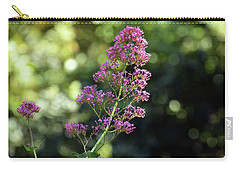 Bokeh Of Anacapri Flower Carry-all Pouch