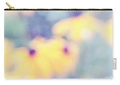 Bokeh Rudbeckia Carry-all Pouch