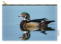 Bold Colors Carry-all Pouch by Fraida Gutovich