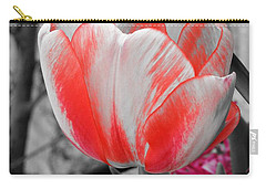 Bold Tulip Carry-all Pouch