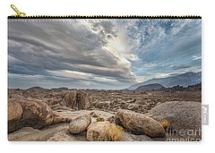 Bold View Carry-all Pouch by Alice Cahill
