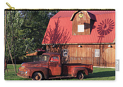 Carry-all Pouch featuring the photograph Bolivar International by Christopher McKenzie