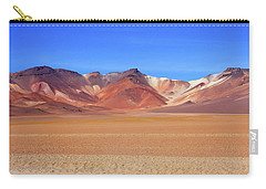 Bolivian Altiplano  Carry-all Pouch by Aidan Moran