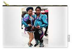 Bolivian Couple Dancers Carry-all Pouch