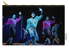 Bolivian Dancers, La Paz, Bolivia Carry-all Pouch