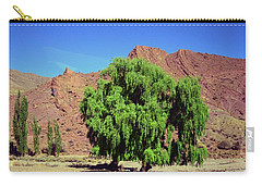 Bolivian Landscape  Carry-all Pouch