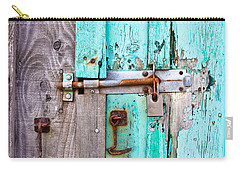 Bolted Door Carry-all Pouch