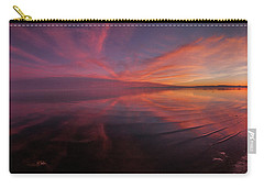 Bombay Beach Carry-all Pouch by Ralph Vazquez