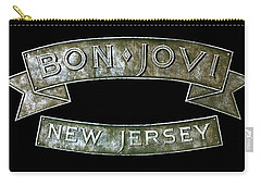 Bon Jovi New Jersey Carry-all Pouch