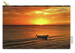 Bonaire Sunset 4 Carry-all Pouch