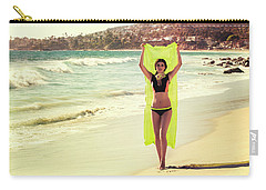 Bond Girl Laguna Beach Carry-all Pouch