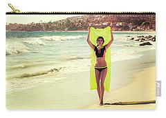 Bond Girl Laguna Beach Carry-all Pouch
