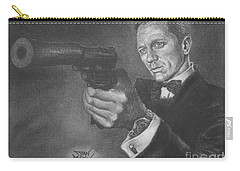 Bond Portrait Number 3 Carry-all Pouch