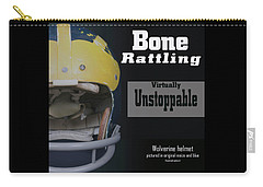 Bone Rattling Virtually Unstoppable Carry-all Pouch