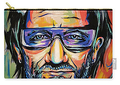 Bono Carry-all Pouch by Amy Belonio