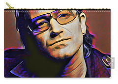 Bono Carry-all Pouch by Gary Grayson