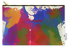 Bono Watercolor Carry-all Pouch