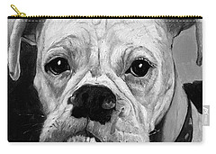 Boo The Boxer Carry-all Pouch