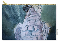 Boo The Umbrella Cockatoo Carry-all Pouch