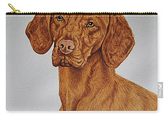 Boomer The Vizsla Carry-all Pouch