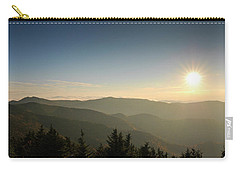 Boone Nc Area Sunset Carry-all Pouch