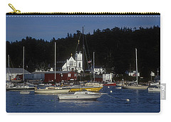 Boothbay Harbor Maine 2 Carry-all Pouch