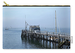 Boothbay Shipyard Dock Carry-all Pouch