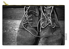 Boots Carry-all Pouch by Joseph Skompski