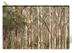 Carry-all Pouch featuring the photograph Boranup Forest Portrait by Ivy Ho
