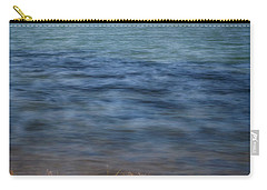 Carry-all Pouch featuring the photograph Borax Lake by Cat Connor