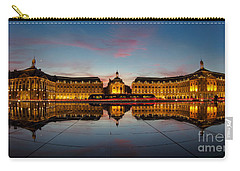 Bordeaux Reflections Carry-all Pouch