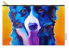 Border Collie - Jinx Carry-all Pouch