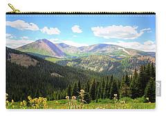 Boreas Pass Colorado Carry-all Pouch