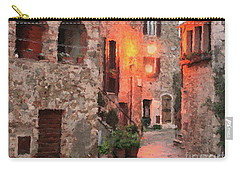Borgo Medievale Carry-all Pouch